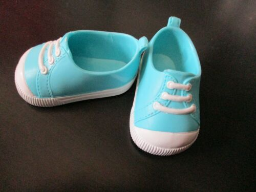 FISHER PRICE Little Mommy AQUA DOLL SHOES ~ VGUC