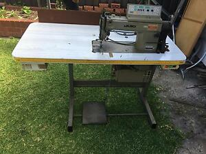 Juki commercial sewing machine Lidcombe Auburn Area Preview