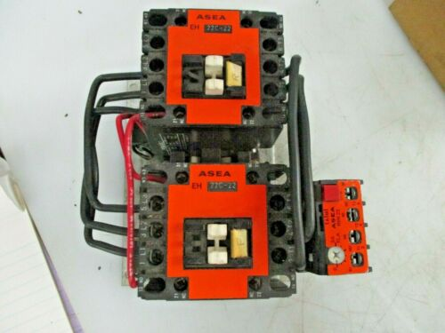 ASEA ABB CONTACTOR ASSEMBLY EH 22C-22 EH22SR-1G