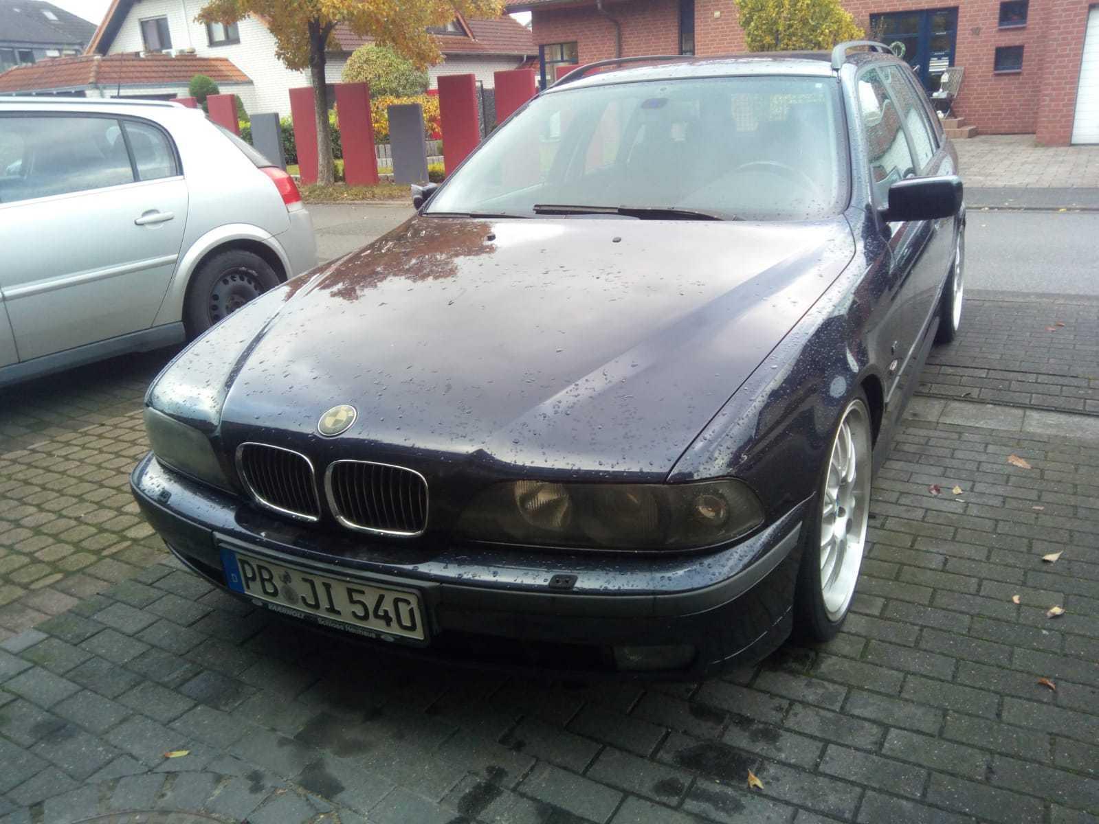 BMW e39 540i Touring LPG