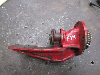 1948 Ih Farmall F12 F14 Magneto Mount Drive Assembly 3106da Antique Tractor