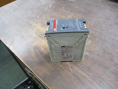 Abb Power Supply Cp-e 241.25 Input 100-240vac Output 24vdc 1.25a Used