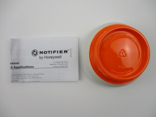 (NEW) NOTIFIER FSP-951R-IV LOW-PROFILE INTELLIGENT PHOTOELECTRIC SENSOR, IVORY