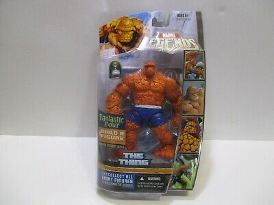 MARVEL LEGENDS FANTASTIC 4   RONAN THE ACCUSER BAF  THE THING