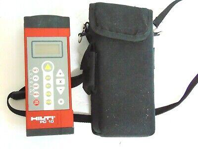 Hilti Pd10 Laser Distance Measure