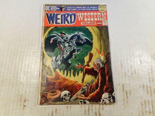 Weird Western Tales #12, Jonah Hex, F