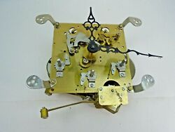 Franz-Hermle 8 Day Westminster Chime Mantel Clock (For Restoration) AS FOUND
