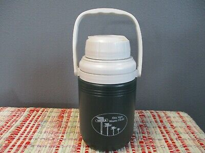 Vintage Coleman Dekalb Insulated Drink Container