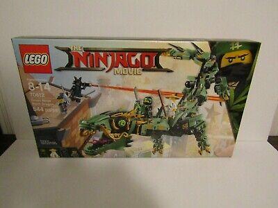 LEGO 70612 NINJAGO GREEN NINJA MECH DRAGON NEW IN BOX