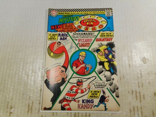 House of Mystery #160, First Silver Age Plastic Man, F