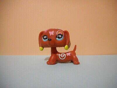 Petshop chien teckel / dachshund dog n°1010