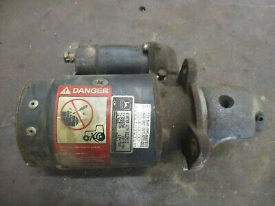 John Deere 3020 Gas Engine Starter  Antique Tractor