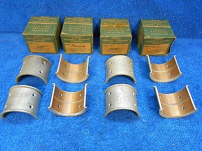 1932-38 FORD FLATHEAD V8 .002 CONNECTING ROD BEARINGS  NOS  916