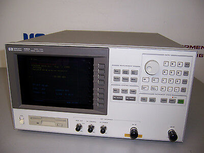 8467 Hp 4352a Vcopll Signal Analyzer 10mhz - 3ghz