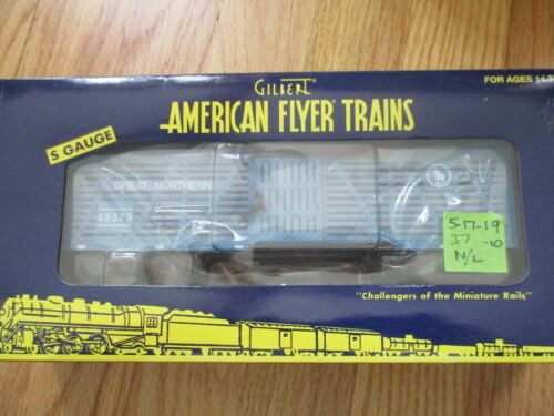 American Flyer LTI 6-48379 GN stock car (5/17/19)