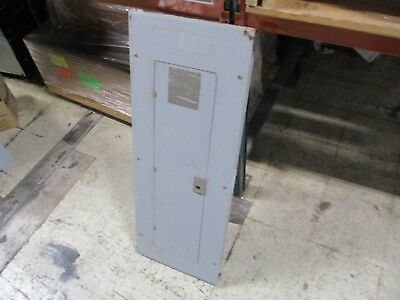 Ge Main Lug Circuit Breaker Panel Tlm40acd 42-slot 1ph Used
