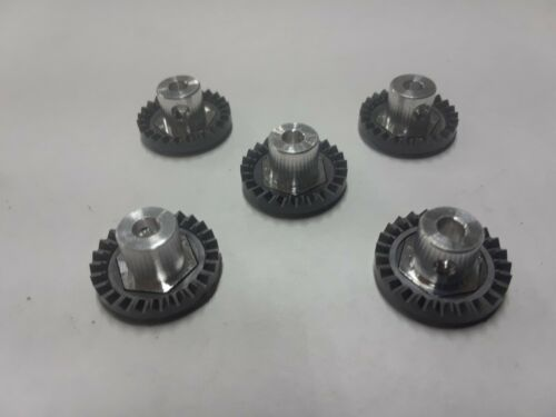 (5) cox crown gears 26 tooth.48 pitch.1/8 axle.original vintage NOS.see pics.
