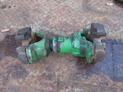 1983 John Deere 8450 Diesel 4x4 Farm Tractor Telescopic Drive Shaft Free Ship