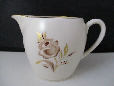 "PICKARD BROWN ROSE CREAMER- 3"" -0512I"