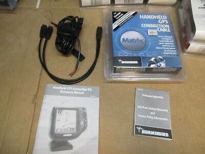 Humminbird As Hhgar205 Garmin Handheld Gps Connection Cable Matrix 531321 1 A