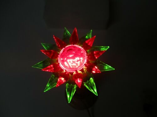 Giant 1930s C-9 Double MATCHLESS STAR Light - GREEN RED RED - 900 Size