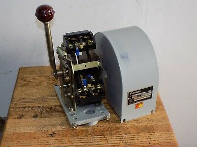 Furnas C2060 Reversing Drum Switch Class 53 3 Speed 4 Contacts Pilot Duty
