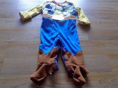 Size 6-12 Months Disney Baby Toy Story Cowboy Woody Halloween Costume (Woody Kostüm Baby)
