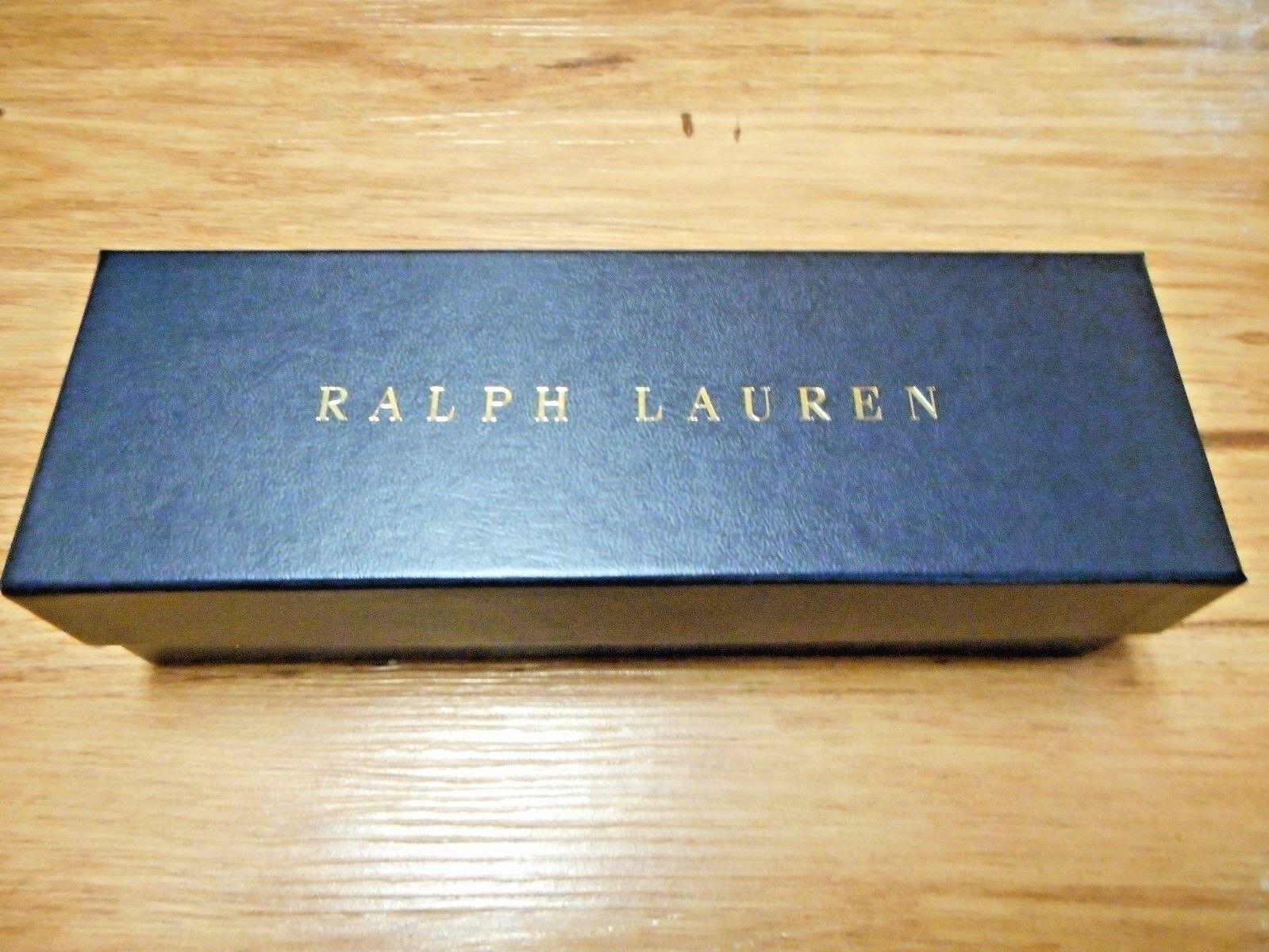 RALPH LAUREN CRYSTAL METROPOLIS SHOT GLASS SET OF 4 NEW IN BOX SET # 3