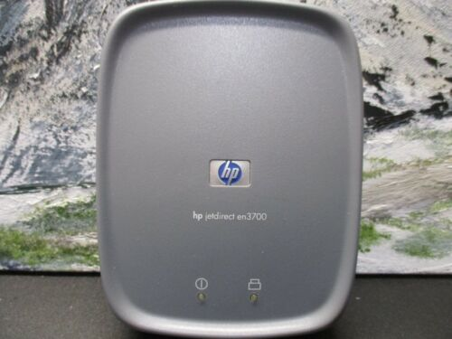 HP Jetdirect en3700 External Print Server J7942A