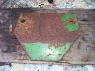 Vintage Oliver 1850 Diesel Tractor - 3 Point Lift Arm Wear Plate