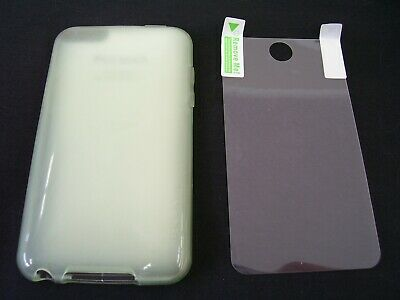 BELKIN IPOD TOUCH 2G 3G CASE COVER CLEAR SILICONE RUBBER SCREEN PROTECTOR 64GB 2 Belkin Ipod