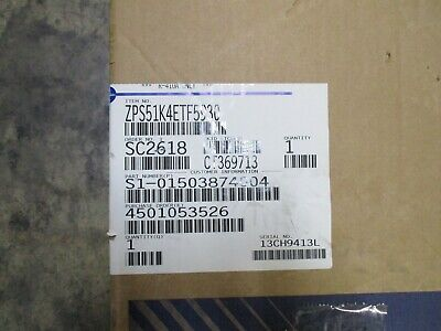 R410a Copeland Scroll Compressor - Zps51k4e-tf5-930 01503874004 2082303 Nib