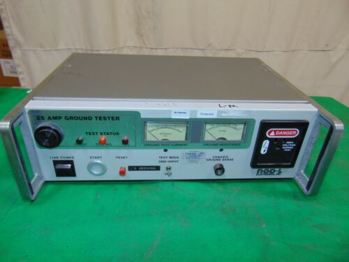ROD-L 25 Amp Ground Continuity Tester