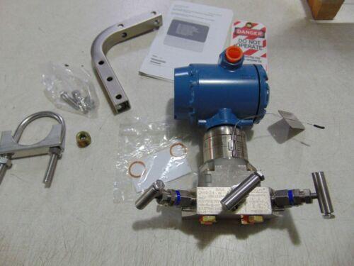 Rosemount 3051S Hart Pressure Transmitter