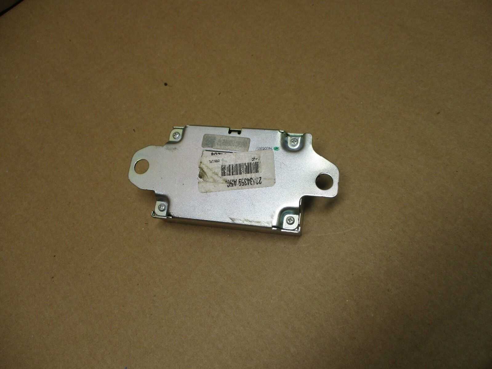 Used 2015 Chevrolet Equinox Engine Computers For Sale Chevy Fuse Box 22922727 2014 Active Noise Control Module Computer 1545 Mod