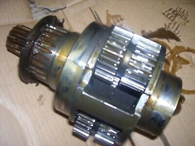 Vintage International 460 Gas Utility Tractor -torque Ampl Gear Assy -1958