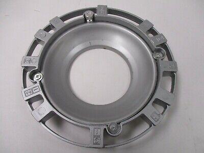 Balcar adapter ring speed ring for the Balcar/White Lighting Balcar Speed Ring