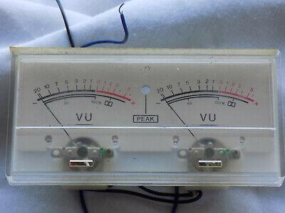 Vu Meters