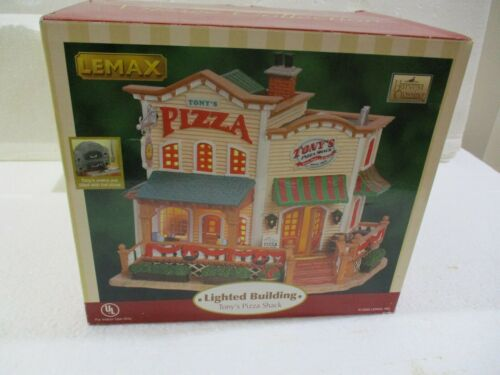 2006 Lemax Village Collection Tony