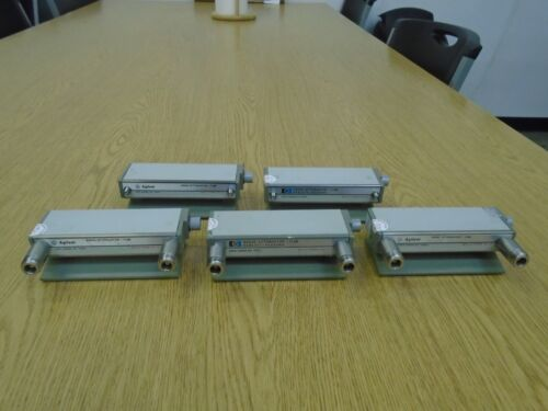 Keysight Agilent HP 8494G Attenuator opt 002 (Works!)