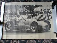 Ferrari 550GTS GT Maranello Racer large Cutaway promo poster