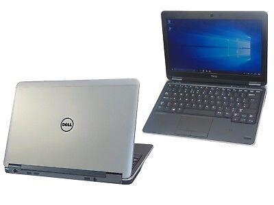 Laptop Windows - Dell Latitude E7240 Core i5-4300U 8GB Ram 128GB SSD Windows 10 Webcam Laptop