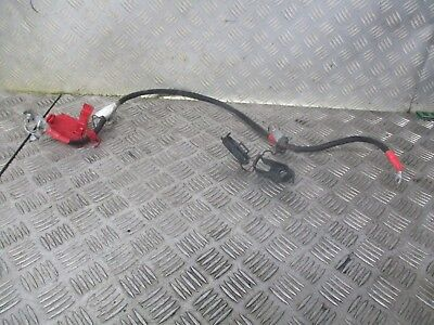 2011 FIAT 500 BATTERY TO STARTER MOTOR WIRING LOOM CABLE 00518127540