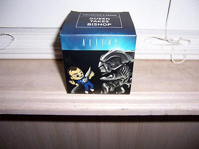 Aliens Queen Takes Bishop Mini Figure Loot Crate Exclusive