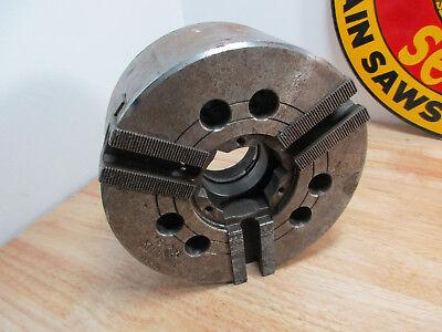 Kitagawa High Speed Lathe Chuck 6000 Rpm 6 Metal Lathe 3 Jaw Chuck Cnc Manual