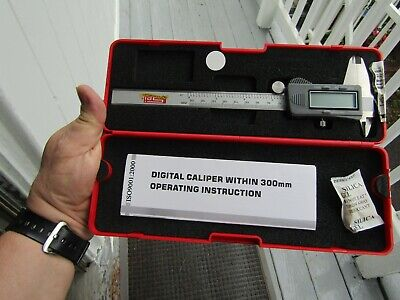 Swiss Precision Instrument Spi 13-616-8 Electronic Caliper New In Box