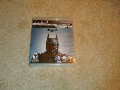 BATMAN ARKHAM ORIGINS...PS3...***SEALED***BRAND NEW***!!!!!!!!, used for sale  Shipping to Nigeria