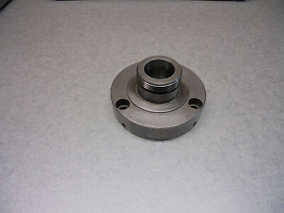 Hardinge 5-c Collet Chuck A-5 Mount 2-316 Threaded Spindle