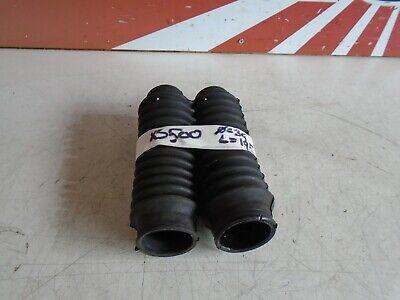<em>YAMAHA</em> XS500 FORK GATORS  1977  XS500 FORK RUBBERS