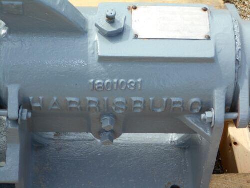"""Harrisburg Centrifugal Pump 6x8"""" 1801031"""